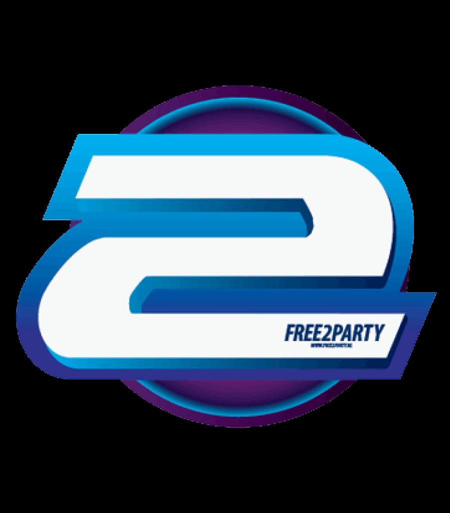 free2party logo