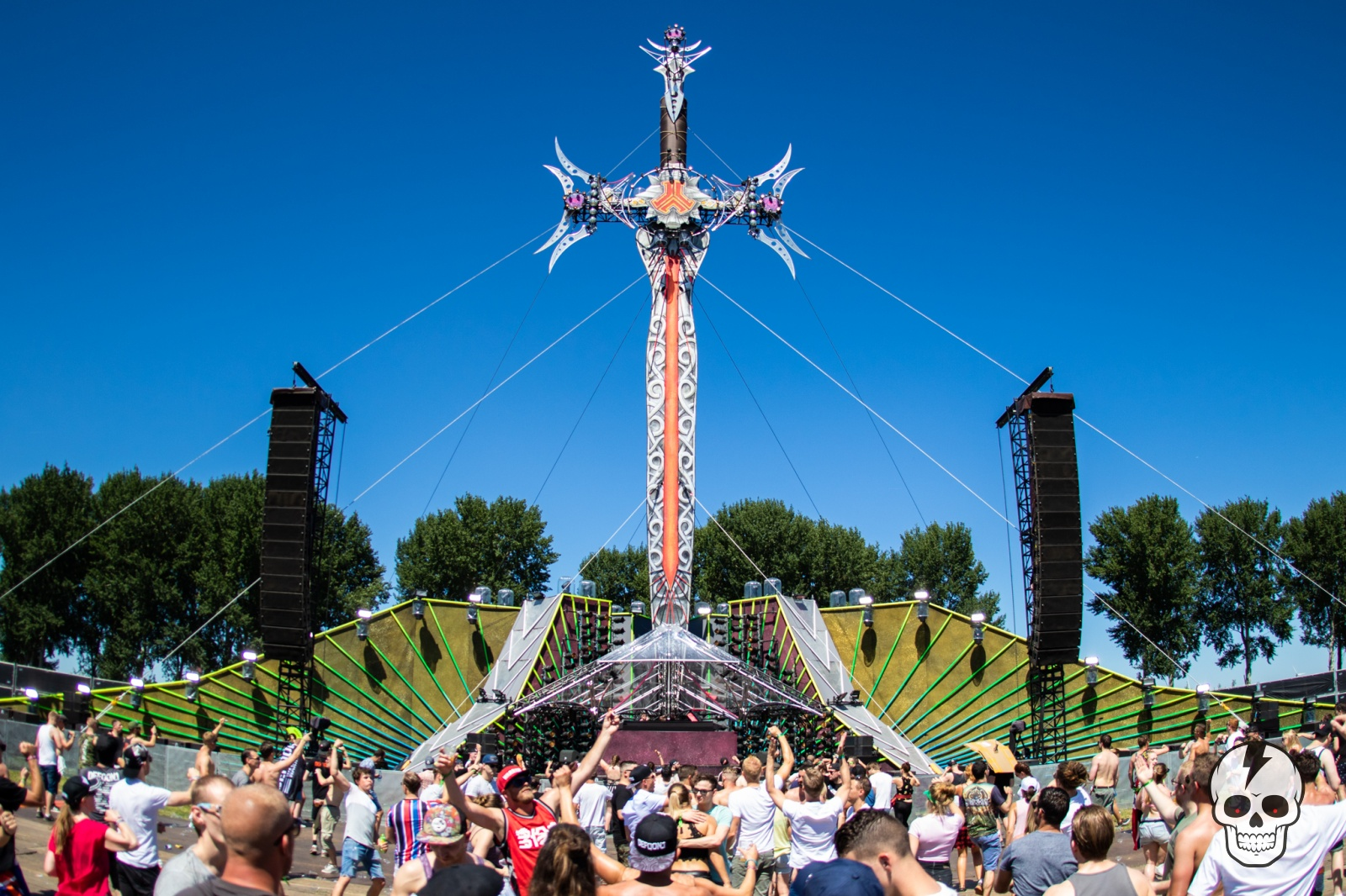 Defqon 1 Weekend Festival 2019   Foto's   Hardstyle Report